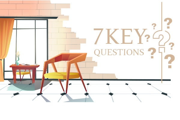 7 Key Questions to Ask an Interior Designer Before You Hire