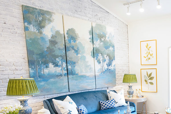 The Importance of Using Art in Interior Design